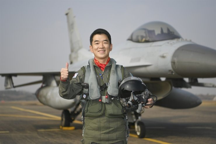 Air Force Maj. Han Jae-seok / Courtesy of ROK Air Force