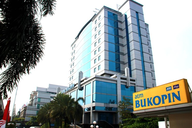 Bukopin Bank's main branch in Jakarta / Courtesy of KB Kookmin Bank