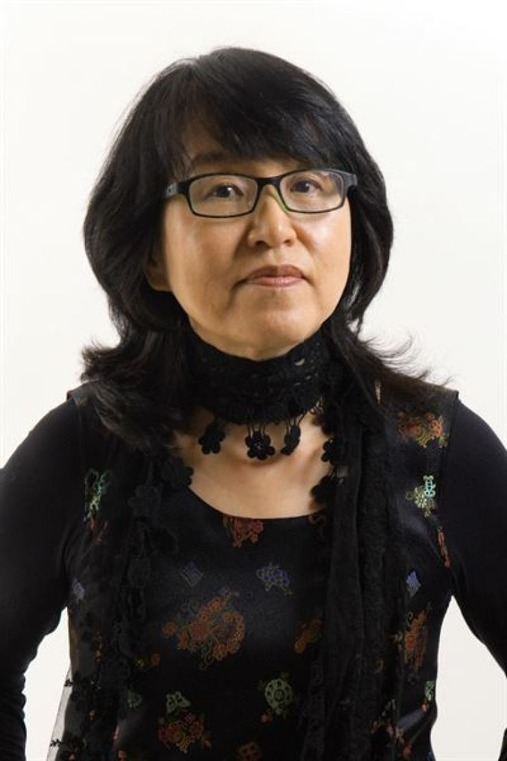 Poet Choi Jeong-rye