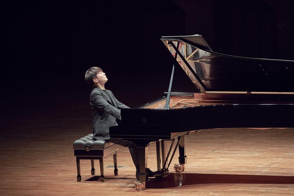 Pianist Cho Seong-jin / Korea Times file