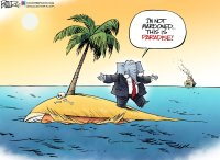 GOP marooned