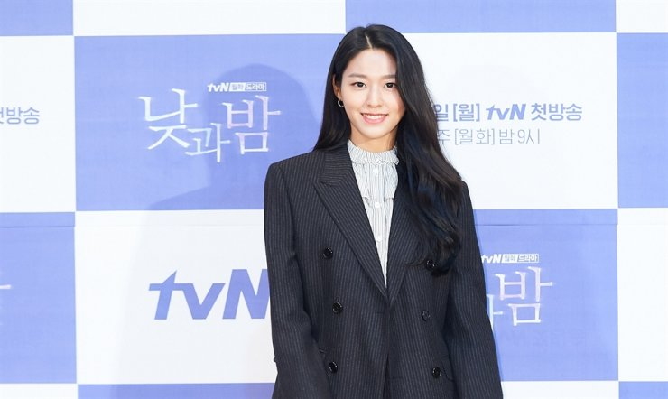 Seolhyun of K-pop girl group AOA has stirred mixed reactions with her first social media posts since the group's bullying scandal. Courtesy of tvN
