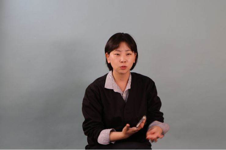 Lee Ji-hyun, founder and CEO of Chinese language learning application Five Color Chinese / Courtesy of Five Color Chinese