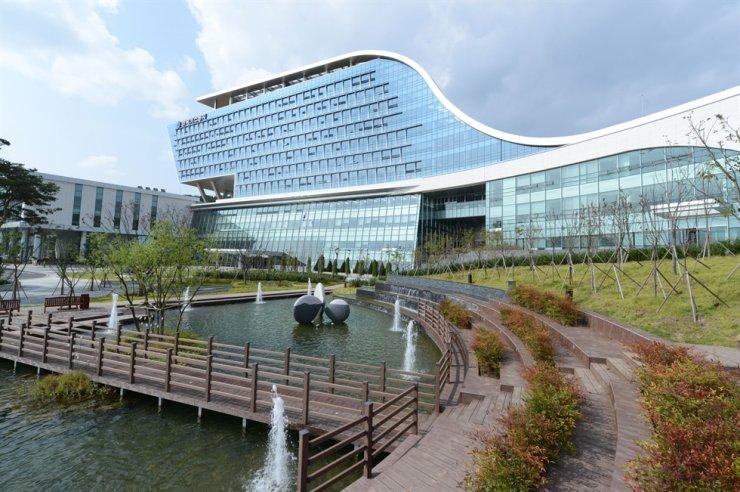 The Korea Gas Corporation's headquarters in the southeastern city of Daegu / Courtesy of KGS