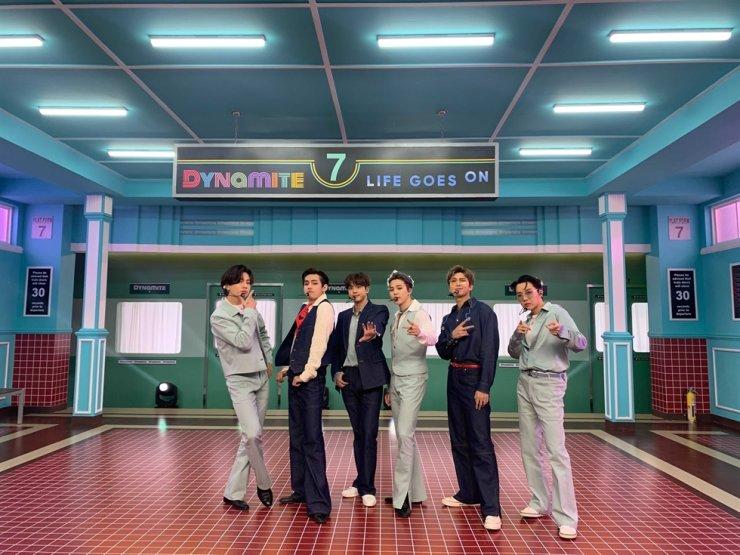 BTS / Big Hit Entertainment