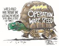 Slow vaccine stuff