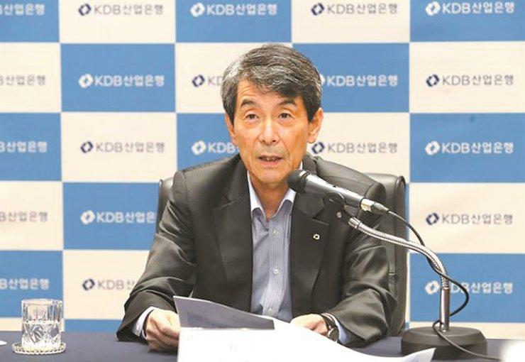 Korea Development Bank Chairman Lee Dong-gull / Korea Times file