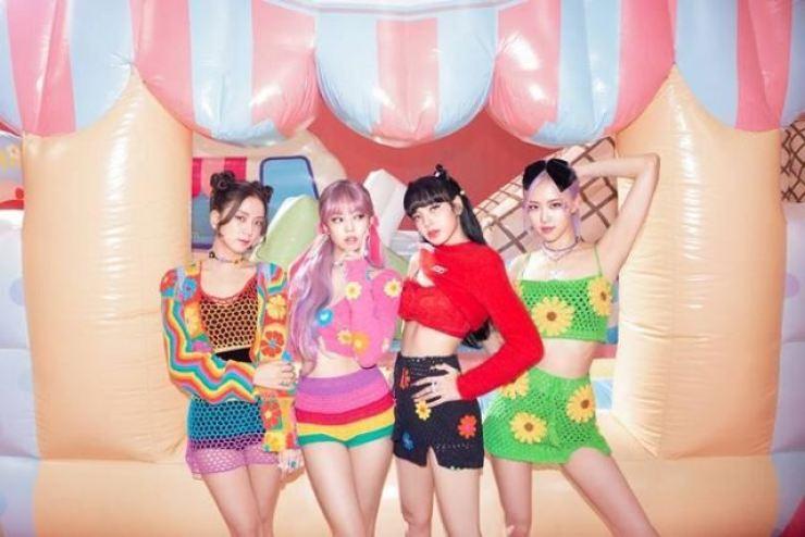Girl group BLACKPINK / Courtesy of YG Entertainment