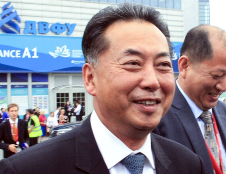 Former North Korean trade minister Ri Ryong-nam named ambassador to China, according to the North Korean foreign ministry. His appointment is seen to show Pyongyang's focus on strengthening economic ties and cooperation with North Korea's largest trade partner and patron. Yonhap