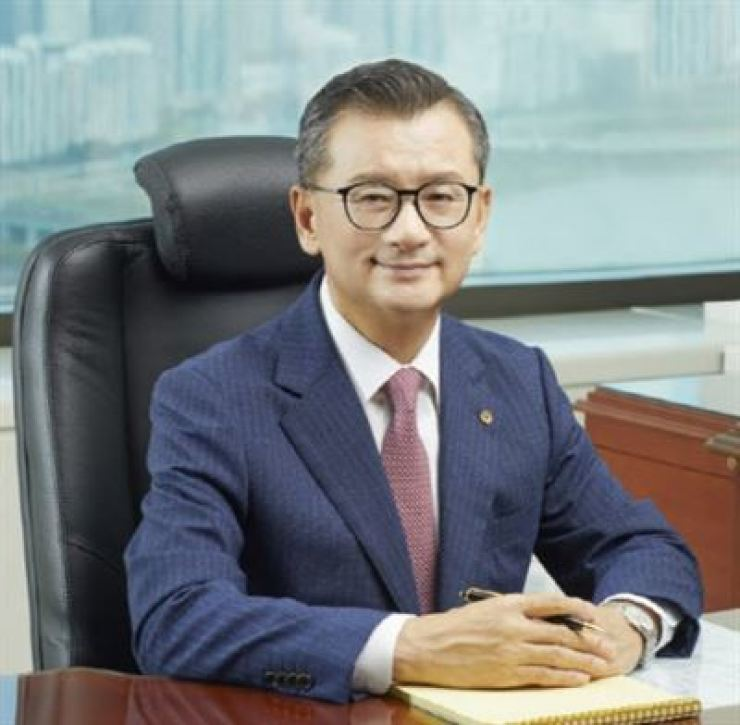 Hanwha Life Insurance CEO Yeo Seung-joo / Courtesy of Hanwha Life Insurance