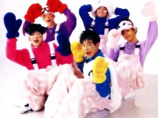 K-pop boy band Tomorrow X Together (TXT). Courtesy of Big Hit Entertainment