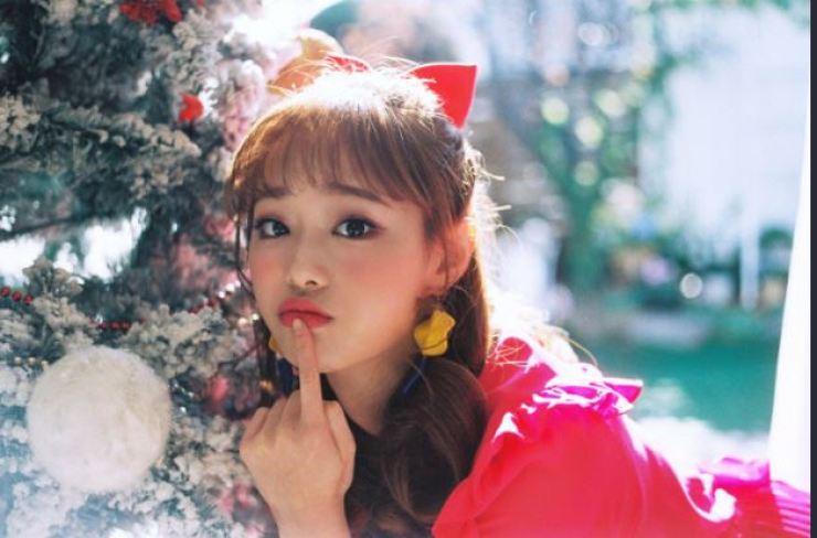 K-pop girl group LOONA member Chuu / Courtesy of Blockberry Creative