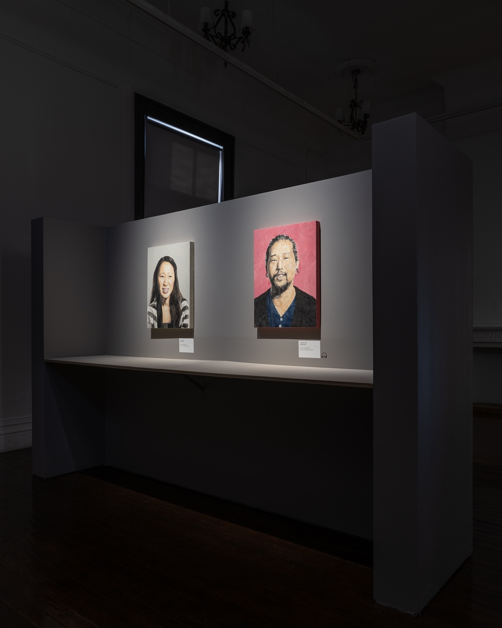 Park Yoo-ah's solo exhibition 'Candid Essence: 51 Lives' is being held at the Nam-Seoul Museum of Art in southern Seoul / Courtesy of Seoul Museum of Art