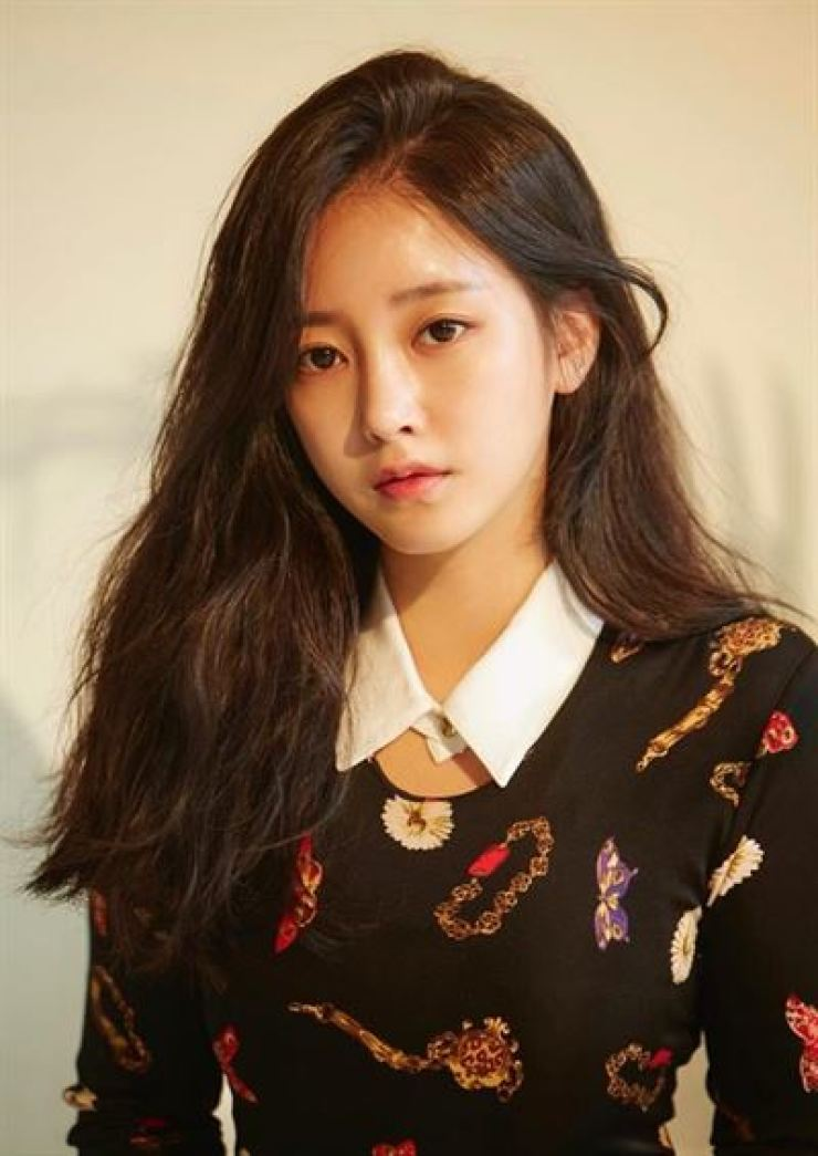 Singer Park So-yeon, a former member of the disbanded K-pop group, T-ara / Courtesy of Think Entertainment