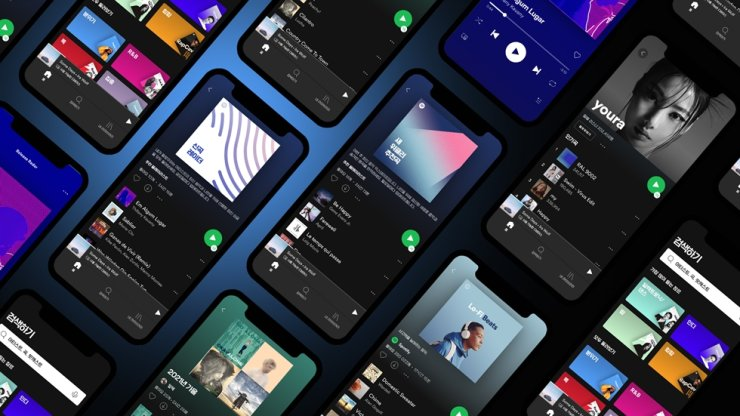 Spotify, which has more than 320 million listeners worldwide, launched its service in South Korea on Feb. 2. Courtesy of Spotify