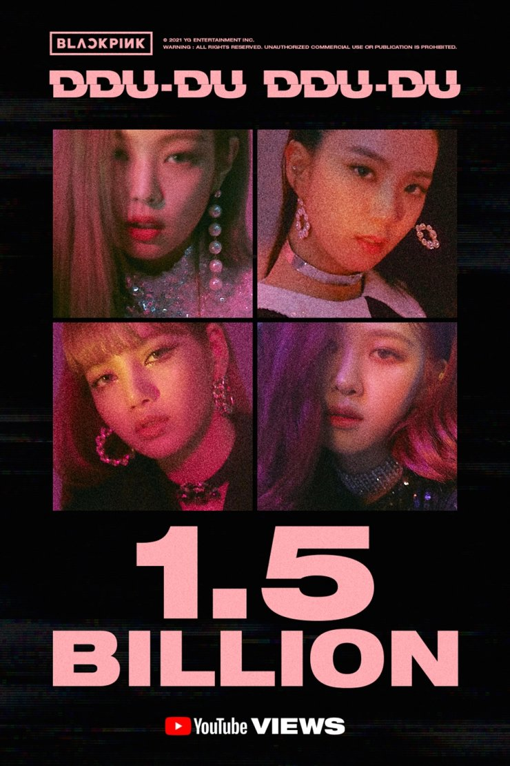 BLACKPINK / Courtesy of YG Entertainment