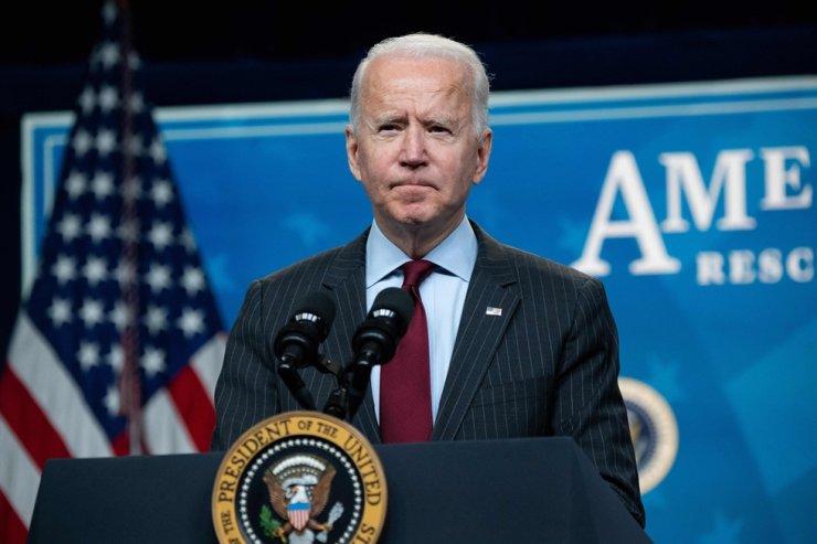 U.S. President Joe Biden / AFP