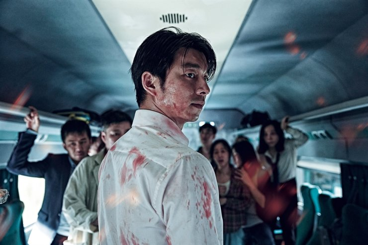 A scene from 'Train to Busan' / Courtesy of NEW