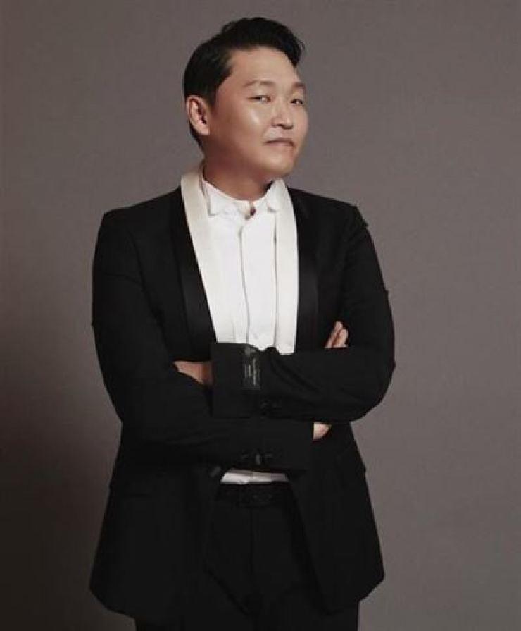 Psy / Courtesy of P Nation