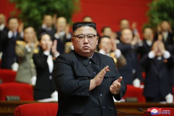 North Korean leader Kim Jong-un / Yonhap