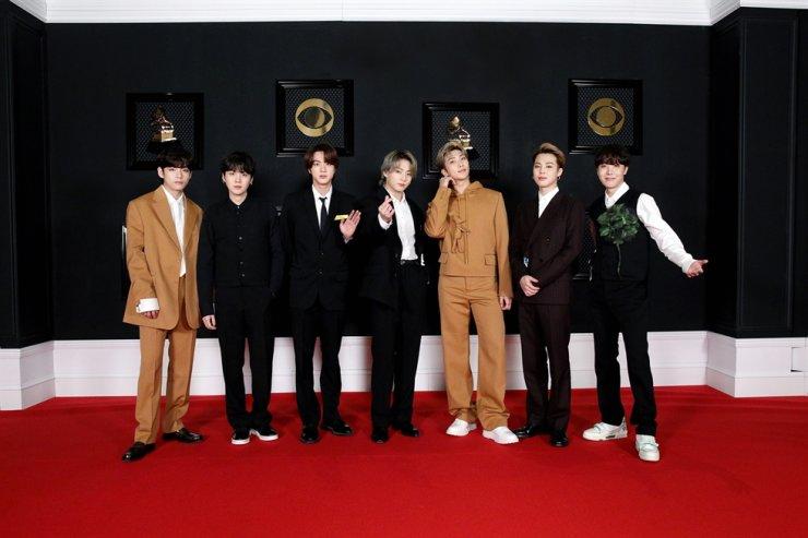 K-pop boy band BTS / Courtesy of Big Hit Entertainment