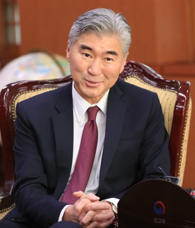 Sung Kim, the United States' acting assistant secretary of state for East Asian and Pacific affairs / Yonhap