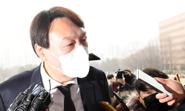 Prosecutor General Yoon Seok-yeol / Korea Times file