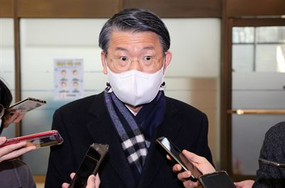 Deputy Prime Minister and Finance Minister Hong Nam-ki / Korea Times file