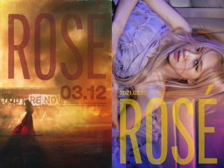 BLACKPINK's Rose / Korea Times file