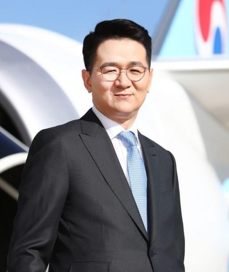 Hanjin Group Chairman Cho Won-tae / Courtesy of Korean Air