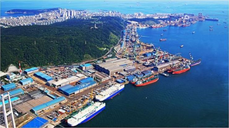 Korean shipbuilders in the first quarter of this year have signed deals 10 times those from the same time period the previous year. Korea Times file