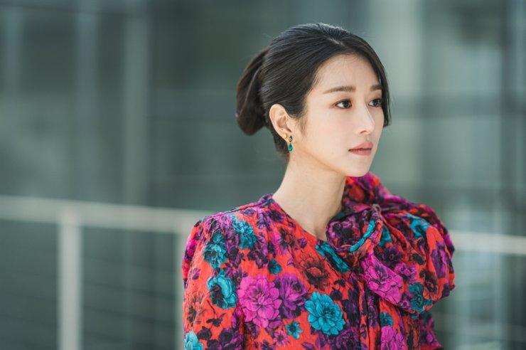 Actress Seo Yea-ji in a scene from 'It's Okay to Not Be Okay' / Courtesy of tvN