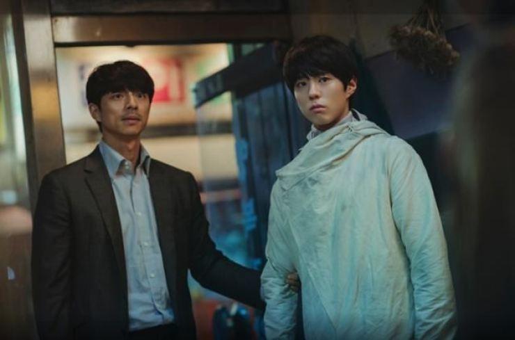 Sci-fi film 'Seobok' hit theaters on Thursday. Courtesy of CJ ENM