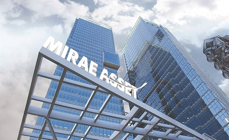 The headquarters of Mirae Asset Financial Group located in Seoul / Courtesy of Mirae Asset