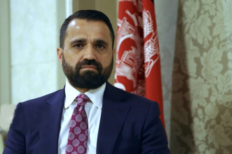 Meerwais Nab, deputy foreign minister for political affairs of Afghanistan / Courtesy of Embassy of Afghanistan in Korea