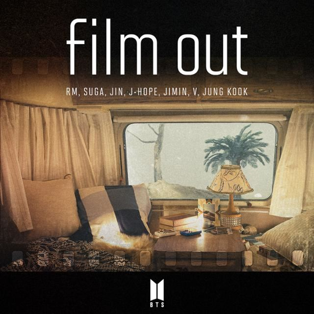 Scenes from 'Film out' music video by BTS / Courtesy of Big Hit Entertainment