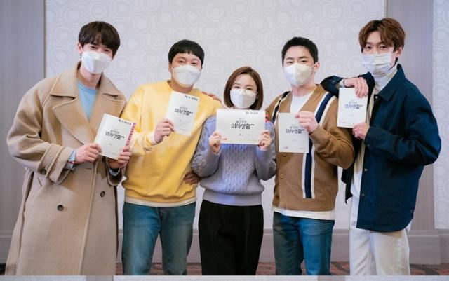 Season 2 of tvN's hit series 'Hospital Playlist' will go to air on June 17. Courtesy of tvN