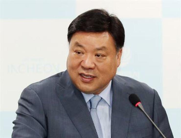 Celltrion Honorary Chairman Seo Jung-jin