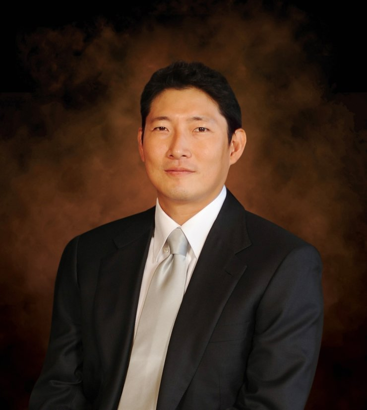 Hyousung Group Chairman Cho Hyun-joon calls environmental, social and corporate governance (ESG) management a 'must-have identity' for the conglomerate to become a premium brand in the global market. Courtesy of Hyosung Group