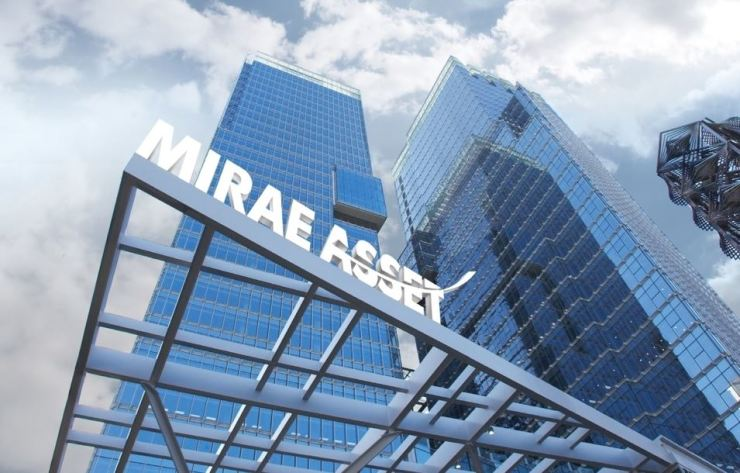 Mirae Asset Financial Group headquarters in Seoul / Courtesy of Mirae Asset Financial Group