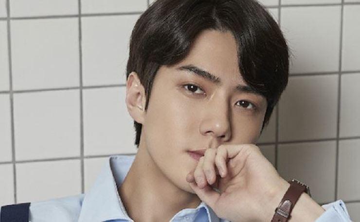 Sehun, a member of K-pop boy band EXO / Courtesy of SM Entertainment