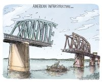 American infrastructure