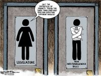 North Carolina anti-transgender bills