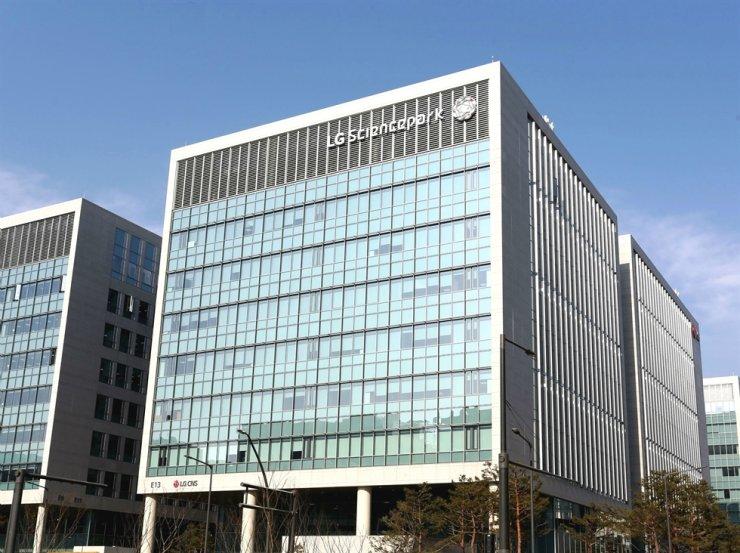 LG Science Park in western Seoul, where LG Innotek's headquarters is located. Courtesy of LG Innotek