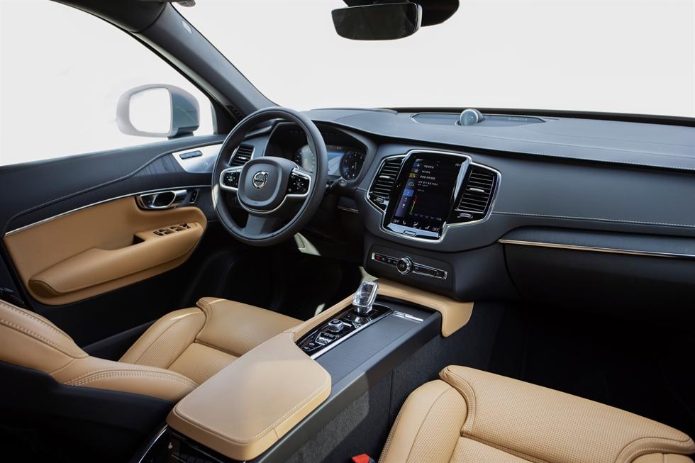 Volvo's flagship SUV, the XC90 B6 AWD / Courtesy of Volvo Korea