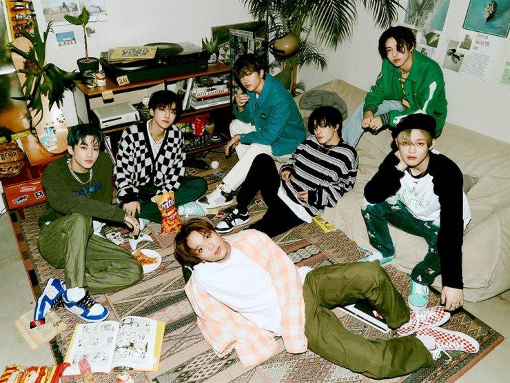 K-pop boy band NCT DREAM / Courtesy of SM Entertainment