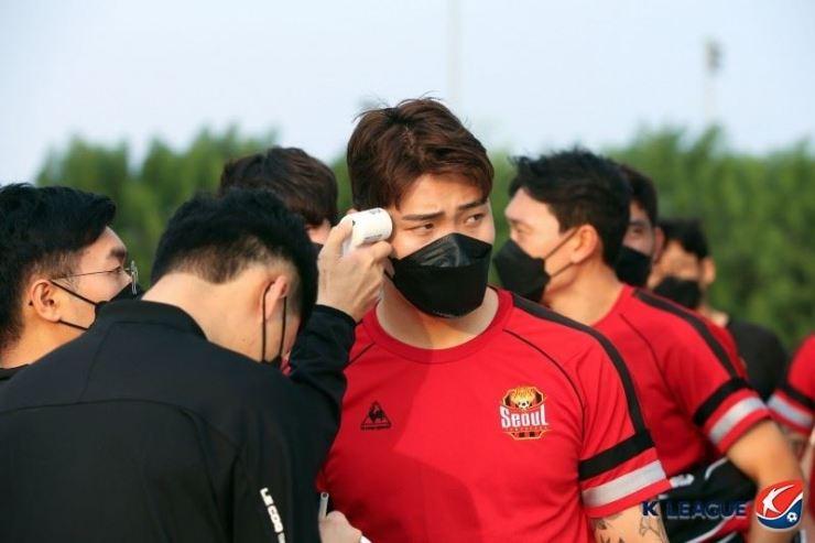 FC Seoul defender Hwang Hyun-soo / Courtesy of Korea Professional Football League