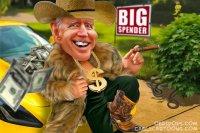 Big spender Biden