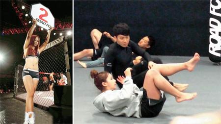 Song ga Yeon Legs Song Ga-yeon Has Probably Been