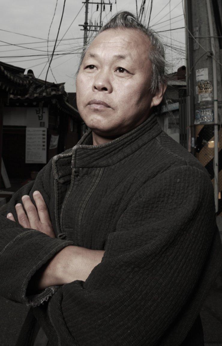 Movie director Kim Ki-duk / Courtesy of KIM KI DUK FILM